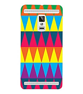 perfect print Back cover for Vivo Xplay 3S