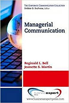 Managerial Communication (Corporate Communication Collection)