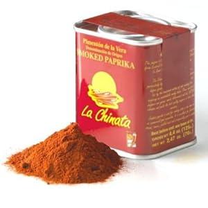 La Chinata Hot Smoked Paprika by La Tienda