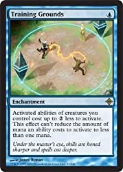 Magic: The Gathering Training Grounds Rise Of The Eldrazi Foil