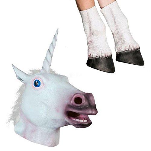 BOOPH (Unicorn Hooves Costume)