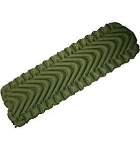 Klymit Static V Recon Sleeping Pad, Coyote Sand