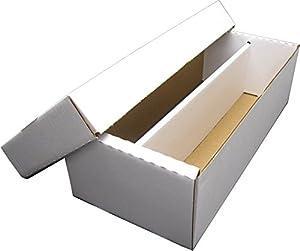 BCW Shoe Storage Box 1,600 Ct.