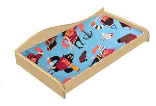 Room Magic Changing Pad Cover, Pirate Pals