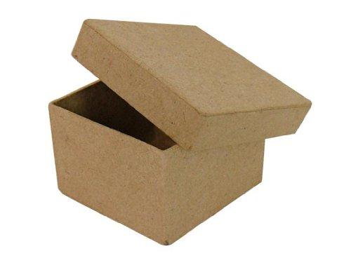 Paper Mache Diamond Box By Craft Pedlars
