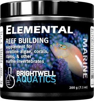 Brightwell Aquatics Abaelem800 Elemental Dry Salt Water Conditioners For Aquarium, 1.7-Pound