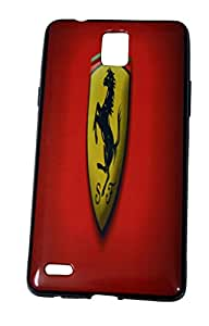 BKDT Marketing Premium Printed Soft Back cover for Karbonn Titanium S320