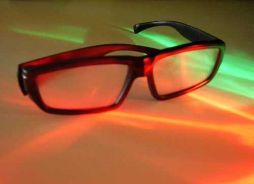 Diffraction Glasses – For Fireworks, Holiday Lights, LED toys, Raves, etc – DURABLE LENSES AND PLASTIC FRAMES