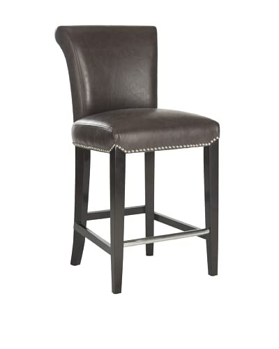 Safavieh Seth Counter Stool, Antique Brown