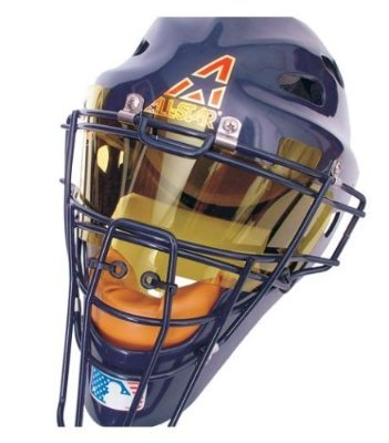 HS9500 Baseball Catchers Mask Sunshield (Smoke