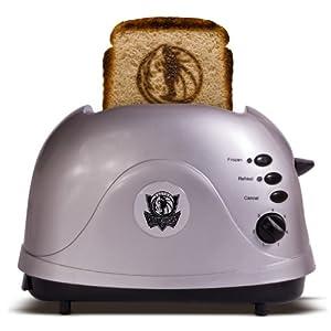 NBA Dallas Mavericks Protoast Team Logo Toaster by Pangea Brands