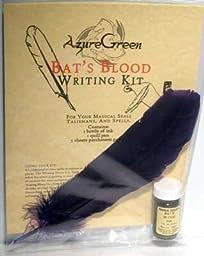 Writing Kit Bat\'s Blood (RWBAT) - by AzureGreen