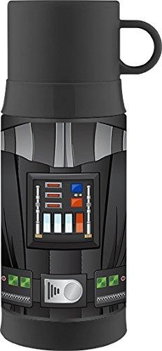 THERMOS 膳魔师 Darth Vader 黑武士款 保温杯 16盎司(360ml),$9.68(直邮到手价格约¥96)
