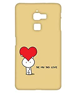Crackndeal Back Cover for LeEco Le Max