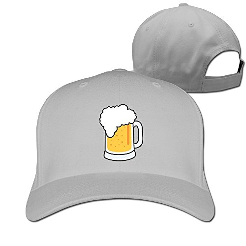 xssyz-unisex-i-love-beer-adjustable-baseball-caps-ash