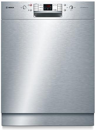 *Detail Shop Bosch SMU53N55EU Unterbaugeschirrspüler / A++ A / 13  Maßgedecke / 44 Db / Edelstahl / AquaSensor / AquaStop / 59.8 Cm.