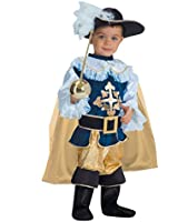 Musketeer Boy's Costume