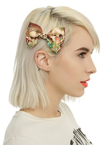 Disney Peter Pan Skull Rock Hair Bow (Peter Pan Hair Bow compare prices)