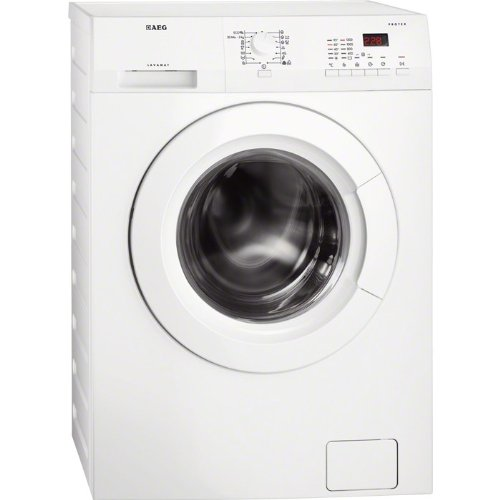 AEG L6027FL 7kg 1200rpm Slim Depth Freestanding Washing Machine - White