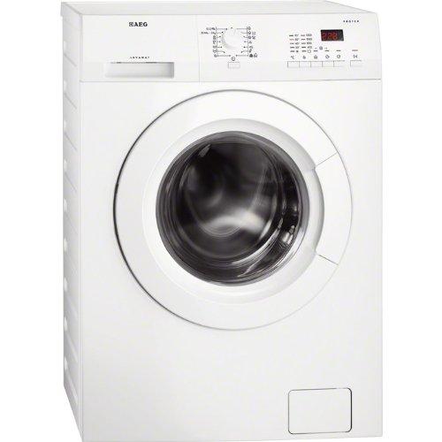 AEG L6027FL 7kg 1200rpm Slim Depth Freestanding Washing Machine - White