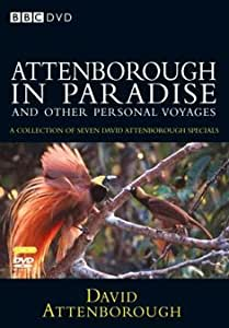 David Attenborough: Attenborough In Paradise And Other... [DVD]