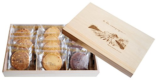 a la campagne(ア・ラ・カンパーニュ) クッキー 詰め合わせ 15枚入り