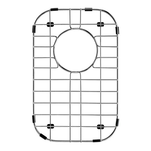 VIGO Stainless Steel Bottom Grid, 9-in. x 13.875-in. (Vigo Stainless Steel Sink compare prices)