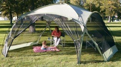 C&ing Trekker Family Gazebo & family tent: Buy Camping: Trekker Family Gazebo