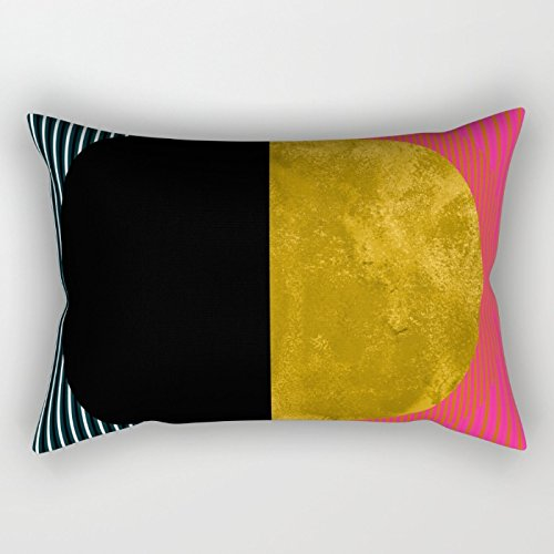 Beautifulseason Geometry Throw Cushion Covers 20 X 26 Inches / 50 By 65 Cm Gift Or Decor For Couch,indoor,wife,bar Seat,adults,coffee