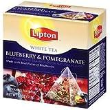 Lipton White Tea, Blueberry & Pomegranate 18 bags