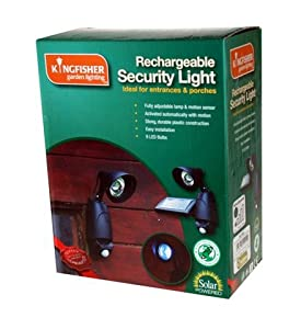 Rechargeable Security Light