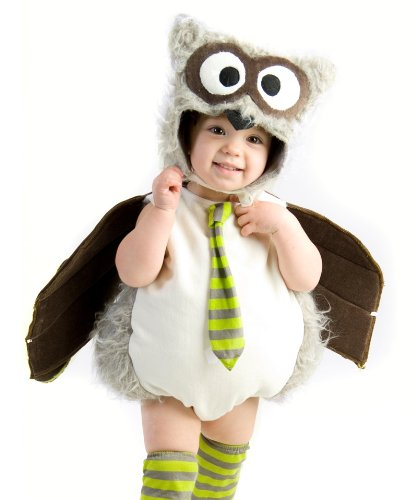 Princess Paradise Baby Boys Owl Outfit Cute Infant Toddler Halloween Costume