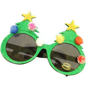 Christmas Sun Glasses Funny Festive Secret Santa