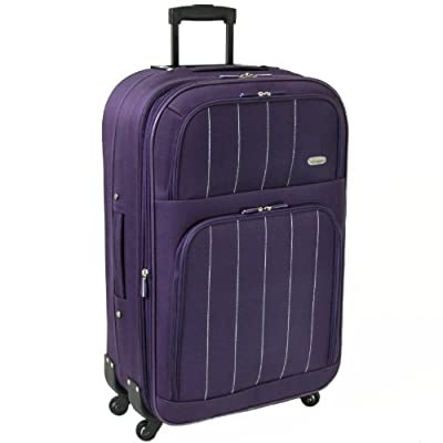 Karabar Large 28 Inch Super Lightweight 4-Wheel Suitcase