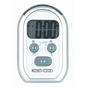 General Tools TI150 3-in-1 Timer for the Visually and Hearing Impaired