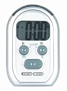 General Tools & Instruments TI150 3-in-1 Timer for the Visually and Hearing Impaired