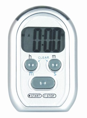 General Tools & Instruments TI150 3-in-1 Timer for the Visually and Hearing Impaired picture