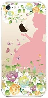 【iPhone5S】【iPhone5】【iPhone5Sケース】【iphone5ケース】【ケース カバー】【docomo】【au】【Soft Bank】【スマホケース】【クリアケース】【Clear Arts】【白雪姫】 08-ip5-ca0100d