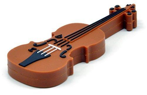 jovilife 16gb brun guitare cl usb 2 0 mini instrument de. Black Bedroom Furniture Sets. Home Design Ideas