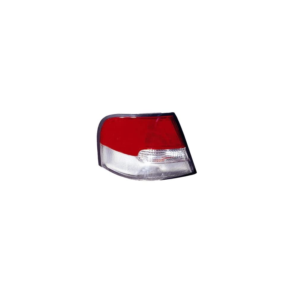 Depo 315 1929L US SR Nissan Altima Driver Side Replacement Taillight Unit without Bulb