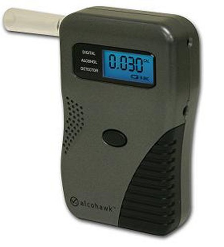 Alcohawk Elite Digital Alcohol Detector