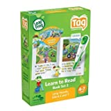 Leapfrog Tag Learn To Read Phonics Long Vowels Silent E And Y Grades 4-7 -- Case Of 2