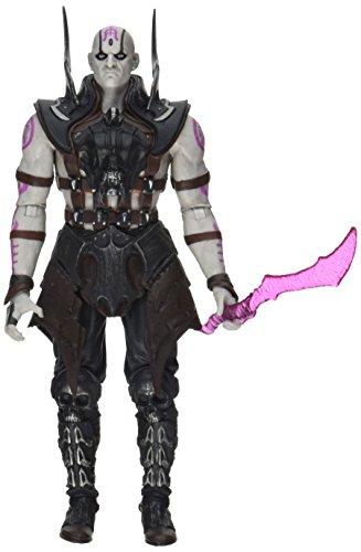 """Mezco Toys Mortal Kombat X: Quan Chi 6"""" Action Figure (Sorcerer Version)"""