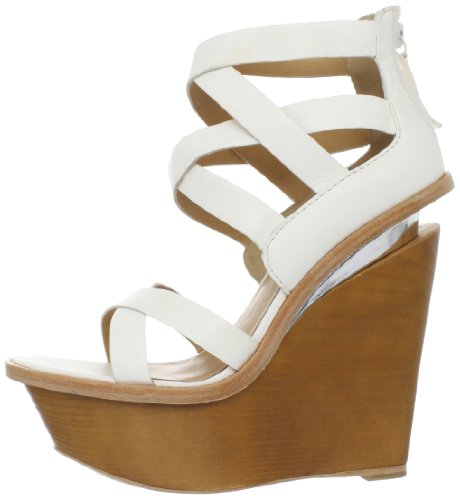 Popular  Online Shopping Laura Vita Women39s Version Leather Ankle Strap Sandals
