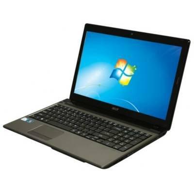 Acer Aspire AS5750Z-4835 15.6 LED Notebook Intel Pentium B940 2 GHz 4GB DDR3 500GB HDD DVD-Litt Intel GMA HD 802.11b/g/n Windows 7 Home Bonus 64-bit Black