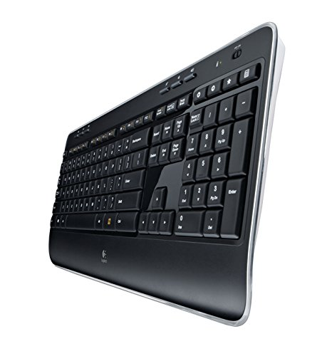 Logitech-MK520-Kit-wireless-tastiera-meccanica-di-dimensioni-standard-e-mouse-per-computer-compatto-Layout-Italiano-QWERTY