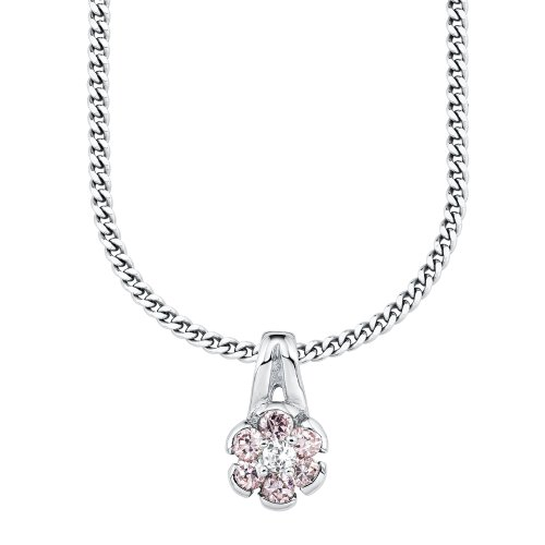 Prinzessin Lillifee 435345 Children's Claw Set  Cubic Zirconia 39.0 centimetres 3.2 grams Sterling Silver 925 Necklace