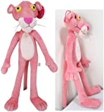 17 Inch Pink Panther Plush Doll - Pink Panther Stuffed Toy