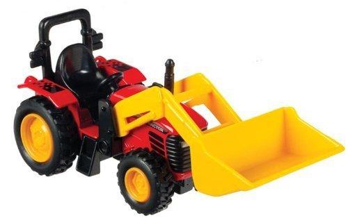 """Toysmith 6"""" P/B Scoop Tractor"""