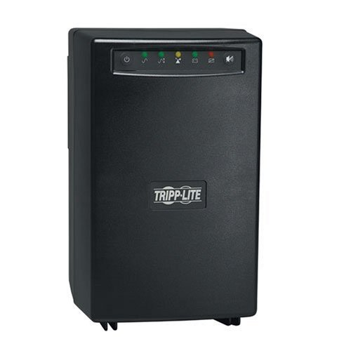 Tripp Lite OMNIVS1500XL 1500VA 940W UPS Battery Back Up Tower AVR 120V RJ11 RJ45 8 OutletsB0002935MO